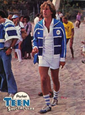 Parker in Battle of the Network Stars